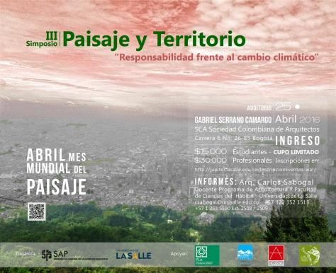 AFICHE+SIMPOSIO+PAISAJE+Y+TERRITORIO