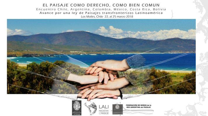 AFICHE ENCUENTRO LOS MOLLES 2018